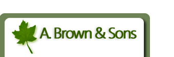 Title A.Brown and Sons Logo